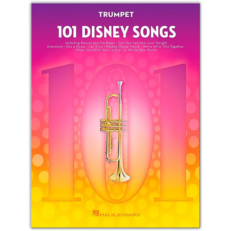 Hal Leonard101 Disney Songs  for Trumpet