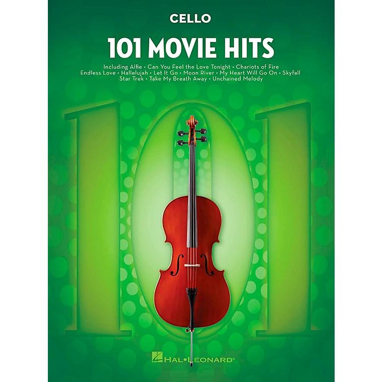 Hal Leonard101 Movie Hits - Cello