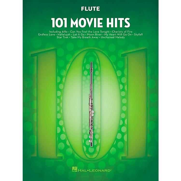 Hal Leonard101 Movie Hits - Flute