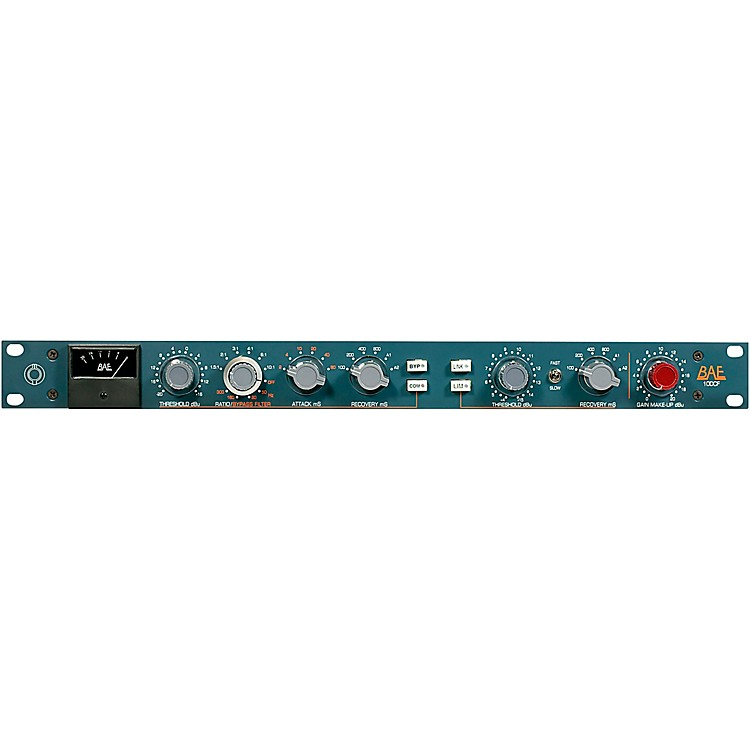 BAE10DCF Compressor/Limiter with Power Supply