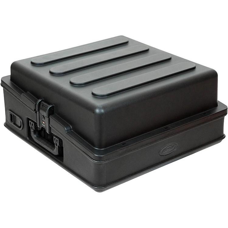 SKB10U Slant Mixer Case with Hardshell Top