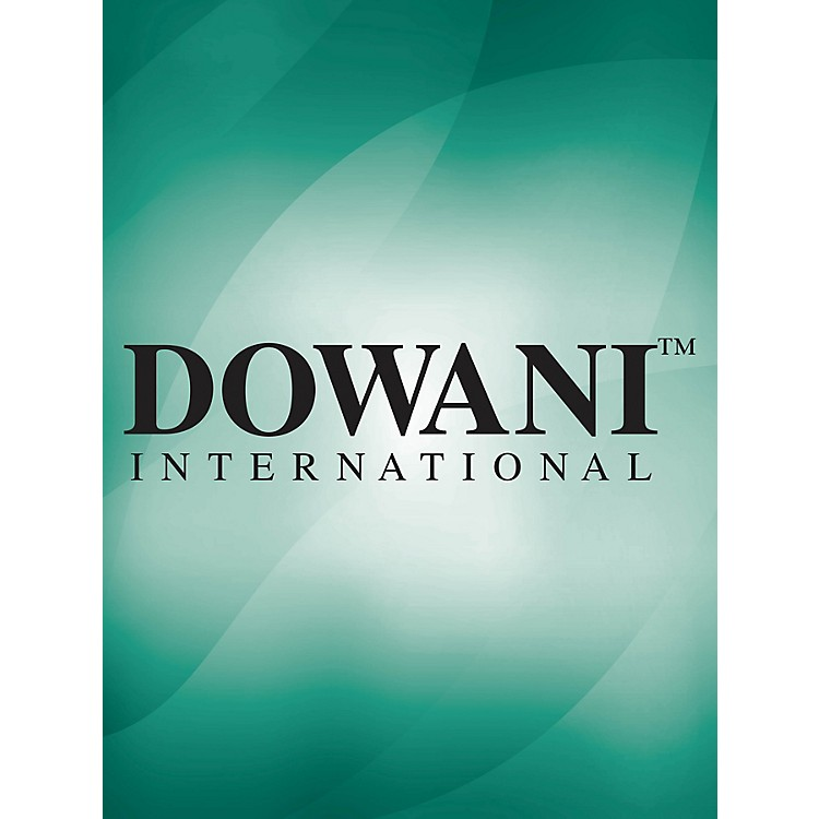 Dowani Editions11 Easy Studies by Duvernoy (Op. 276) and Burgmüller (Op. 100) Dowani Book/CD Series
