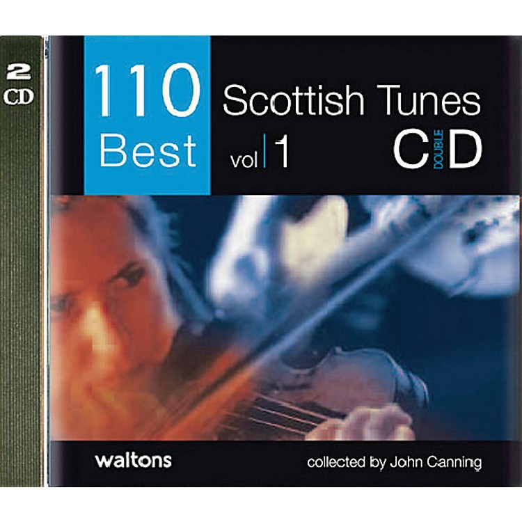 Waltons110 Best Scottish Tunes Waltons Irish Music Books Series CD