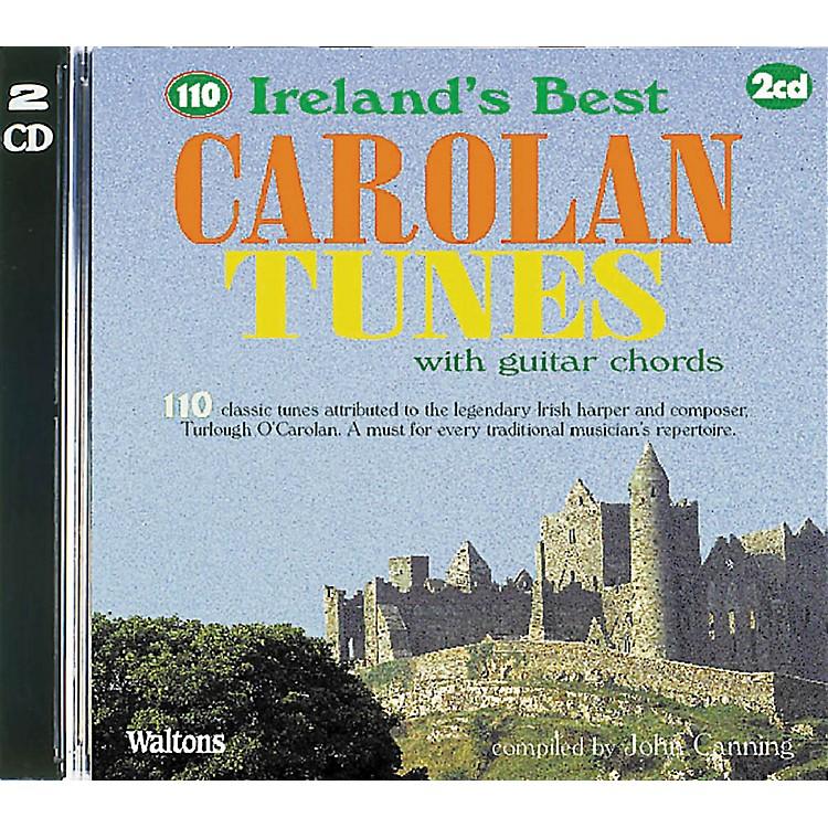 Waltons110 Ireland's Best Carolan Tunes (with Guitar Chords) Waltons Irish Music Books Series CD