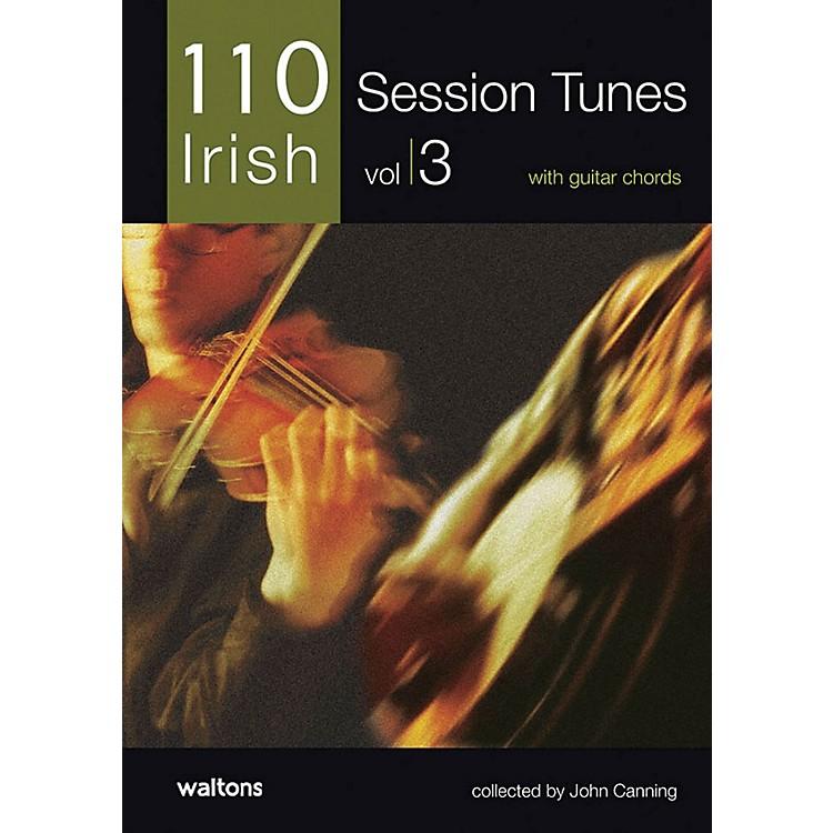 Waltons110 Ireland's Best Session Tunes - Volume 3 (with Guitar Chords) Waltons Irish Music Books Series