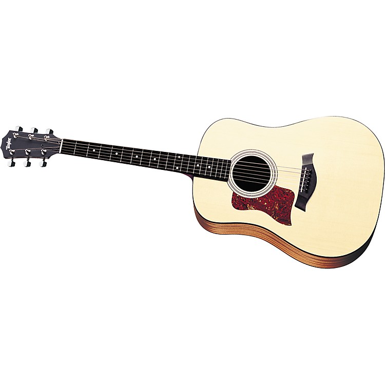 Taylor 110 Sapele/Spruce Dreadnought Left-Handed Acoustic Guitar
