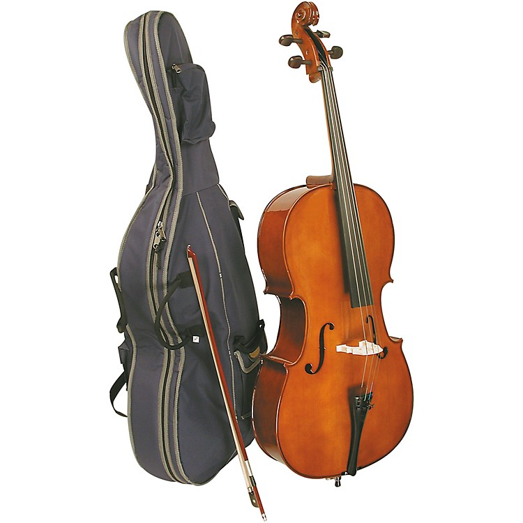 Stentor1102 Student I Series Cello Outfit3/4