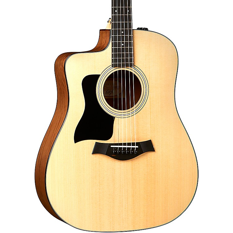 Taylor110ce-LH Left-Handed Dreadnought Acoustic-Electric GuitarNatural