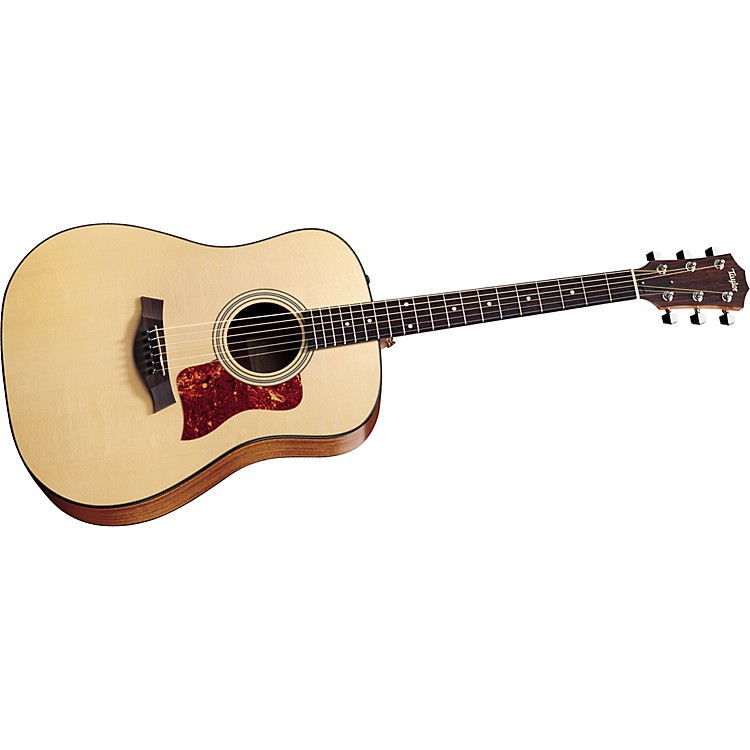 Taylor 110e-L Sapele/Spruce Dreadnought Left-Handed Acoustic-Electric Guitar
