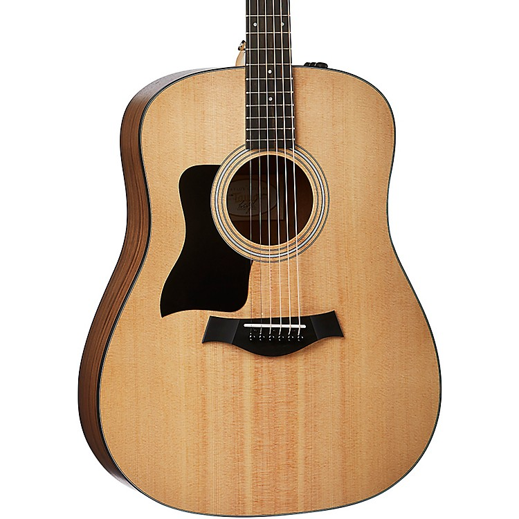 Taylor110e-LH Left-Handed Dreadnought Acoustic-Electric GuitarNatural