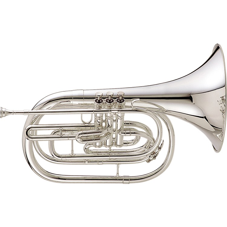 King1122 Ultimate Series Marching Bb French Horn1122SP Silver