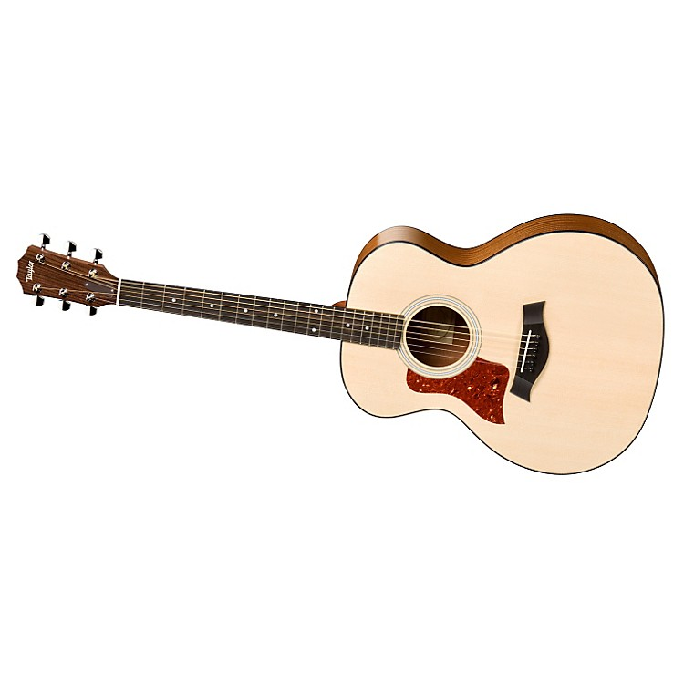 Taylor114-L Sapele/Spruce Grand Auditorium Left-Handed Acoustic Guitar