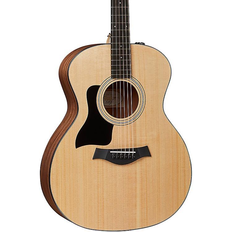 Taylor114e-LH Left-Handed Grand Auditorium Acoustic-Electric Guitar RegularNatural