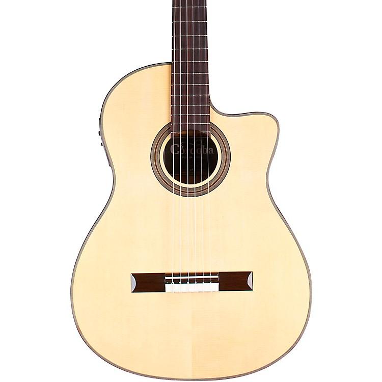 Cordoba12 Natural Spruce Top Classical Acoustic-Electric GuitarNatural