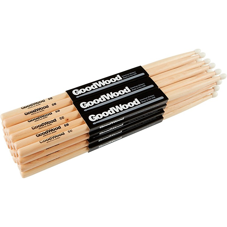 Goodwood12-Pack Drumsticks5BNylon