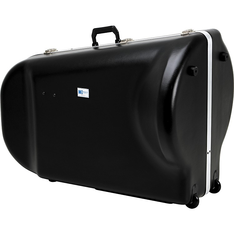 MTS Products 1204V F Tuba Case Black