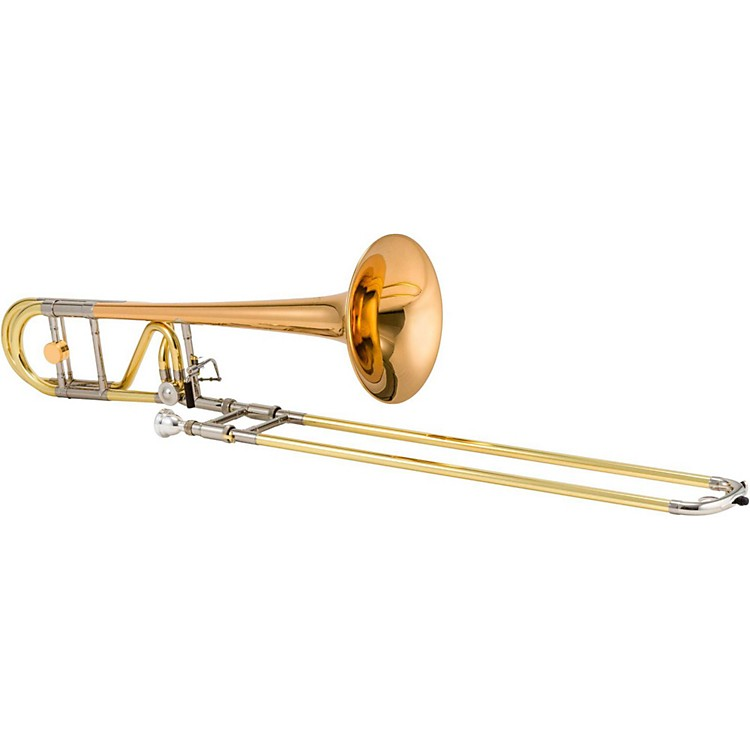 XO 1236L Professional Series F Attachment Trombone 1236RL Rose Brass Bell