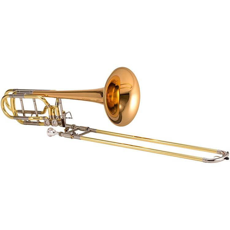 XO1240 Professional Series Bass Trombone1240L Yellow Brass Bell
