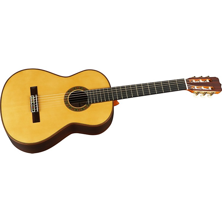 Jose Ramirez 125 Anos Spruce Classical Guitar Natural