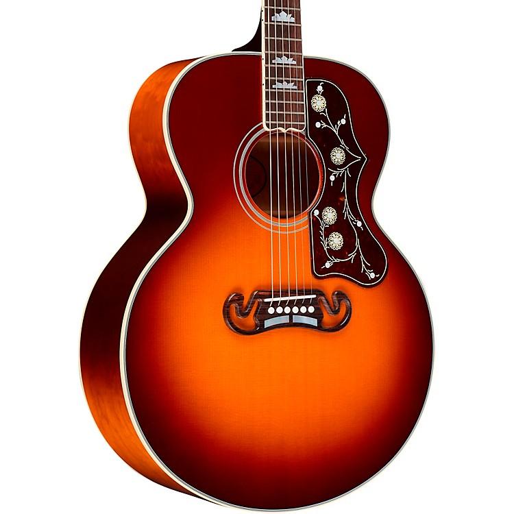 Gibson125th Anniversary SJ-200 Acoustic-Electric GuitarAutumn Burst