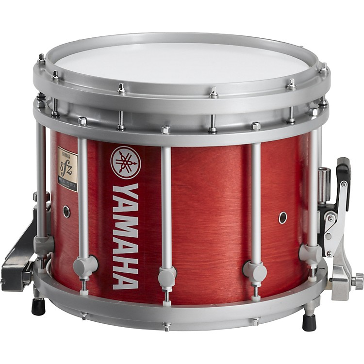 Yamaha13x11 SFZ Marching Snare DrumBlack Forest Stain886830893957