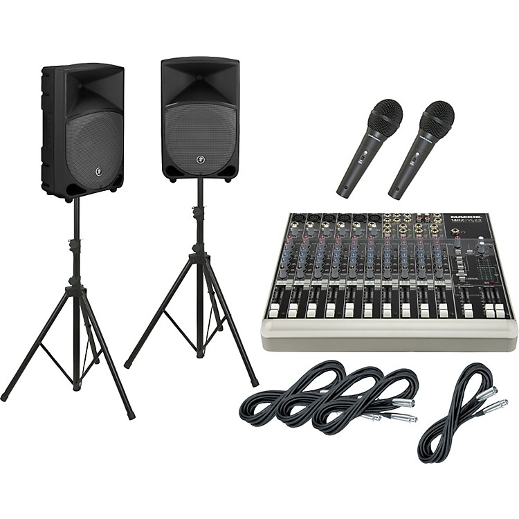 Mackie1402-VLZ3 / TH-12A PA Package