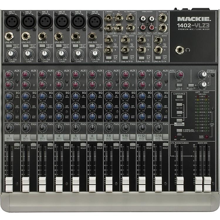 Mackie1402-VLZ3 Premium 14-Channel Compact Mixer