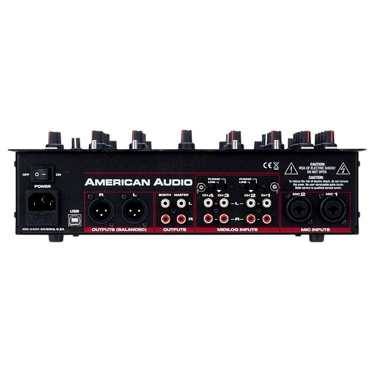 American Audio14MXR 4-Channel MIDILOG DJ Mixer