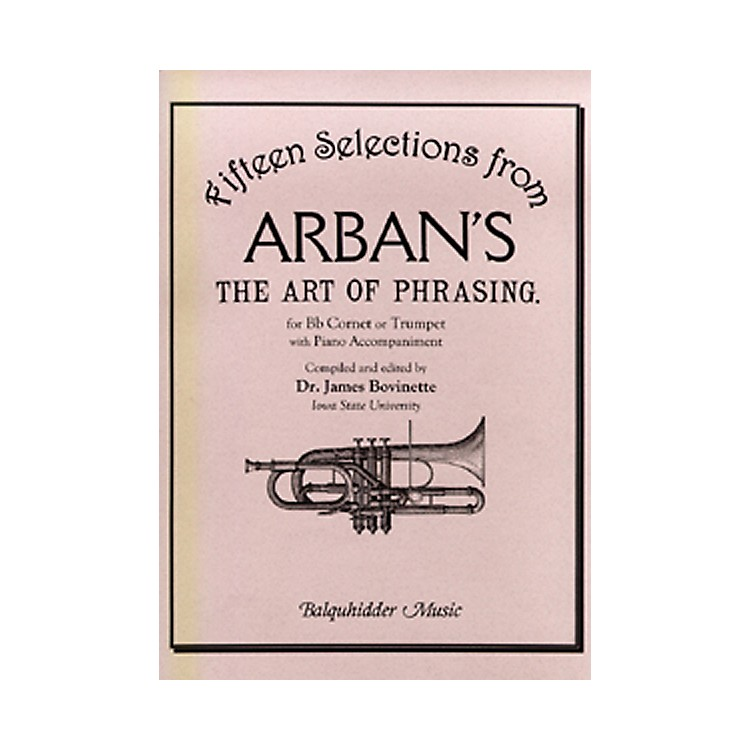 Carl Fischer15 Selections From Arban's Book