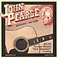 John Pearse150 80/20 Bronze Acoustic Guitar Strings-thumbnail