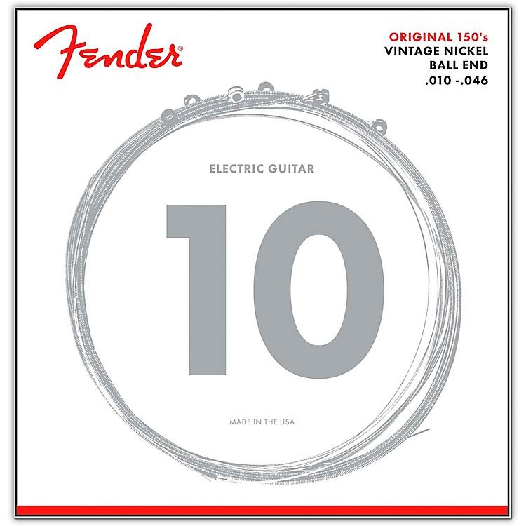 Fender150R Original Pure Nickel Electric Strings -