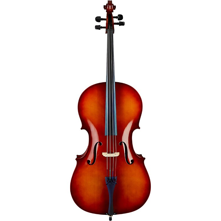Knilling 153S Sebastian Deluxe Laminate Series Cello Outfit 4/4