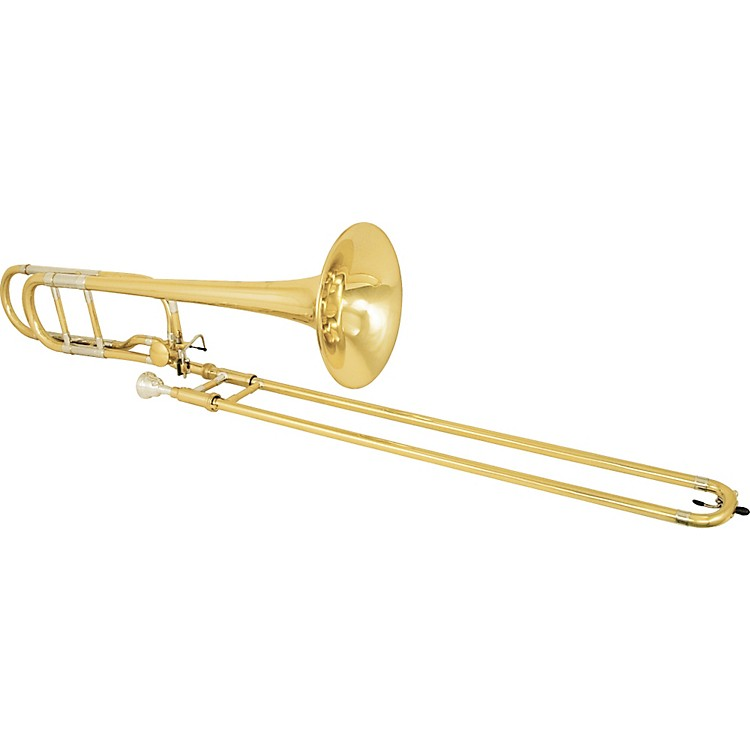Kanstul 1570 Series F Attachment Trombone 1570-2 Silver