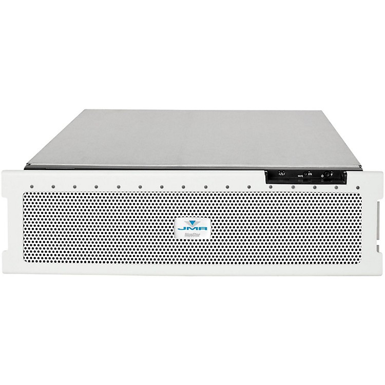 JMR Electronics 16 Bay 3U 10G Ethernet NAS Dual RAID Server