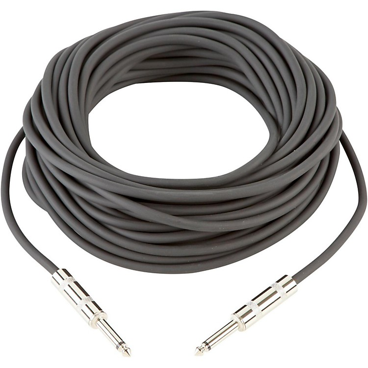 Musician's Gear 16-Gauge Speaker Cable Black 6 ft.