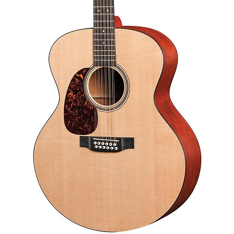 Martin16 Series J12-16GTE Grand Jumbo Left-Handed 12-String  Acoustic-Electric GuitarNatural