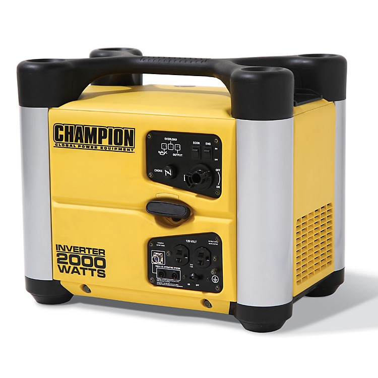 Champion Power Equipment 1600 2000 Watt Inverter Generator