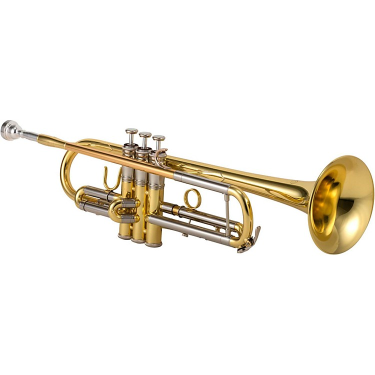 XO 1600I Professional Series Bb Trumpet 1600I Lacquer 888365944036