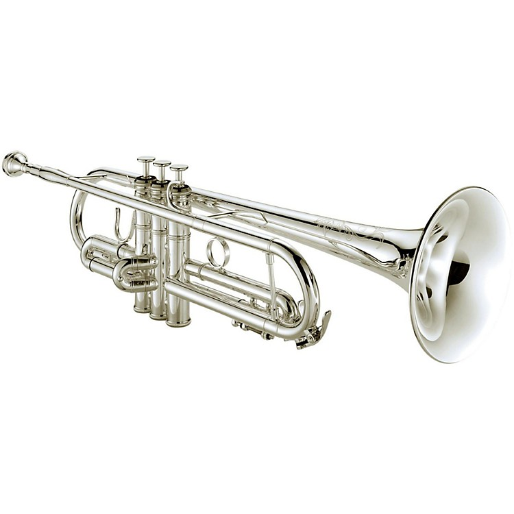 XO 1604 Professional Series Bb Trumpet with Reverse Leadpipe 1604S-R Yellow Brass Bell Silver Finish