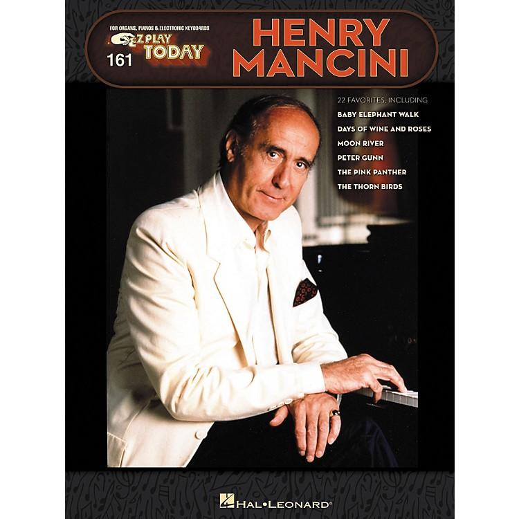 Hal Leonard161 Henry Mancini - E-Z Play Today Songbook