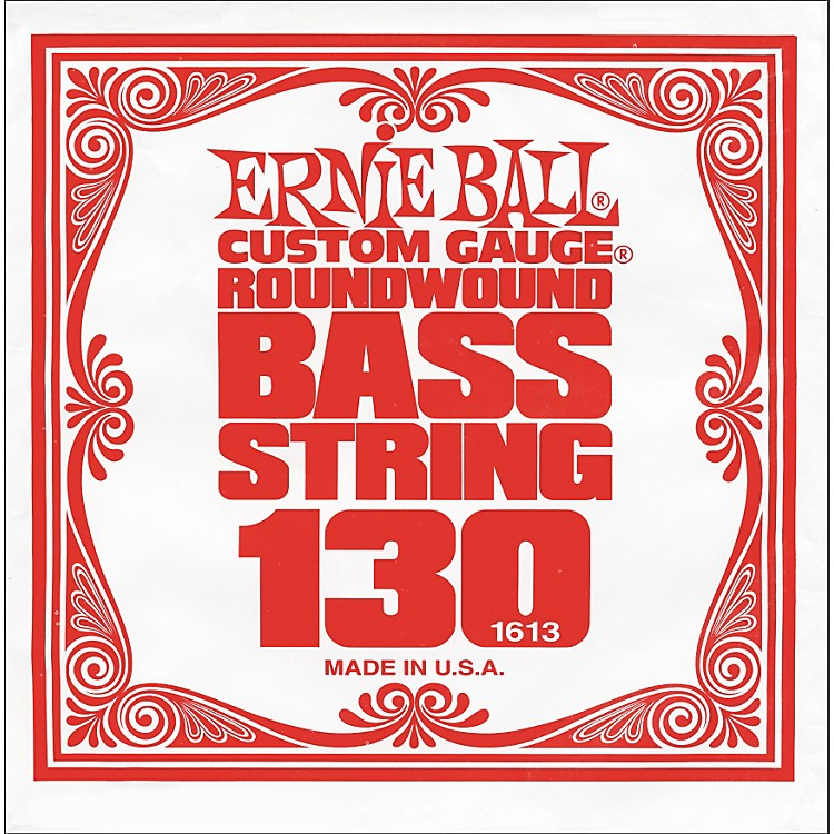 Ernie Ball 1613 Single Bass Guitar String