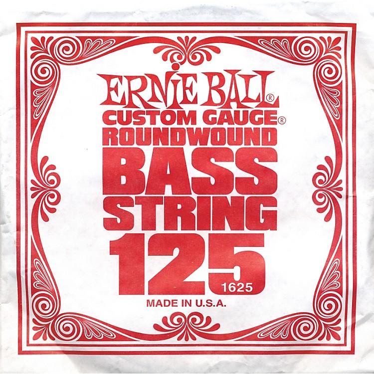 Ernie Ball1625 Single Bass Guitar String