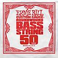 Ernie Ball 1650 Single Bass Guitar String   thumbnail