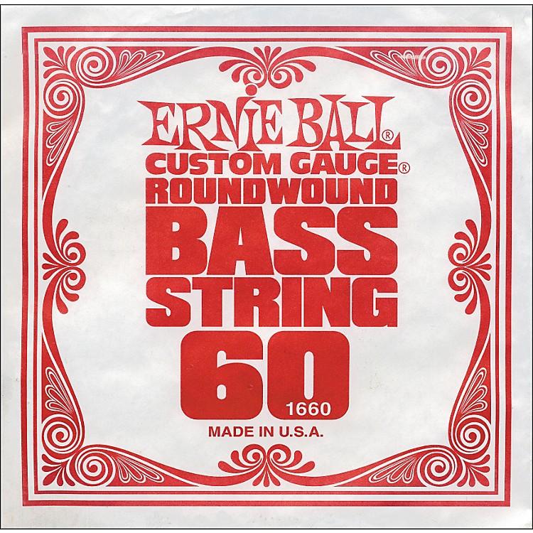Ernie Ball1660 Single Bass Guitar String