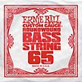 Ernie Ball 1665 Single Bass Guitar String  -thumbnail