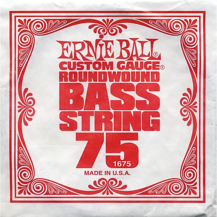 Ernie Ball1675 Single Bass Guitar String