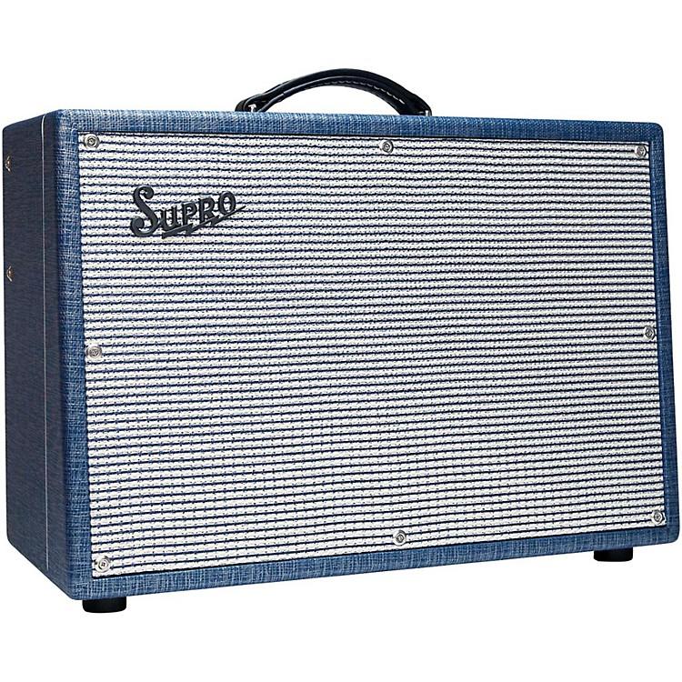 Supro1690T Coronado 35W 2x10 Tube Guitar Combo Amp