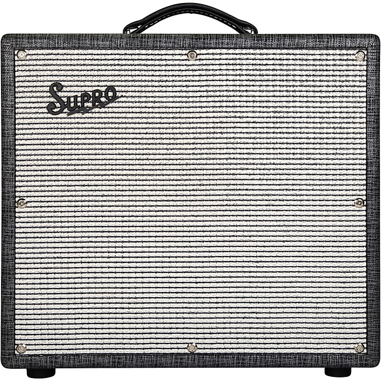 Supro1699R Statesman 50W 1x12 Tube Guitar Combo Amp