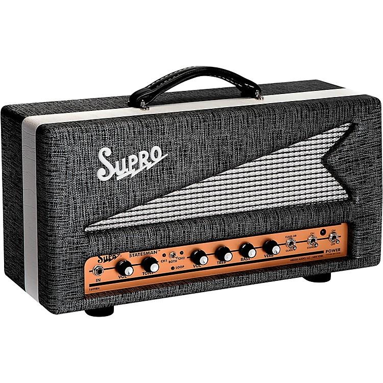Supro1699R Statesman 50W Tube Guitar Amp Head