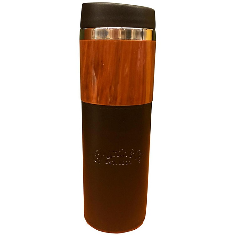 Martin 16oz Woodgrain Executive Travel Mug